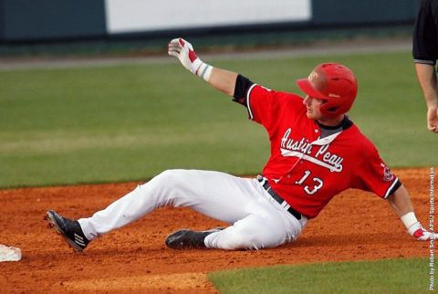 Austin Peay Baseball ends OVC Season with 7-4 win at SIU Edwardsville Cougars. (APSU Sports Information)
