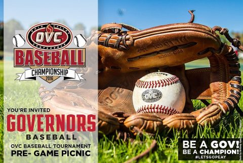 Austin Peay Alumni Relations to hold picnic just before Governors first game at OVC Tournament. (APSU Sports Information)