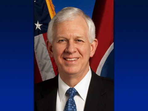 Tennessee Department of Safety and Homeland Security Commissioner Bill Gibbons.