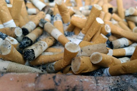 Cigarette smoking may be damaging to kidney function in African-Americans.