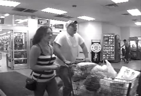 Clarksville Police are looking the suspects in this photo. If you have any information, please call Detective Tranberg at 931.648.0656 Ext 5482, or call or text the CrimeStoppers TIPS Hotline at 931.645.TIPS (8477).