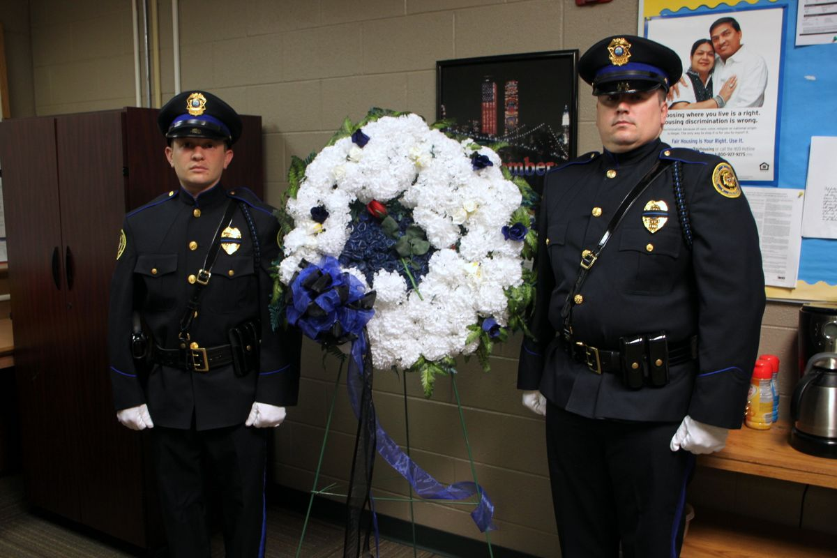 Clarksville-Montgomery County Law Enforcement Memorial Ceremony