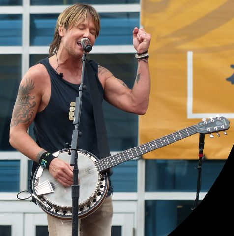 Urban's new album features many musical styles including bluegrass. (Richard J. Lynch)