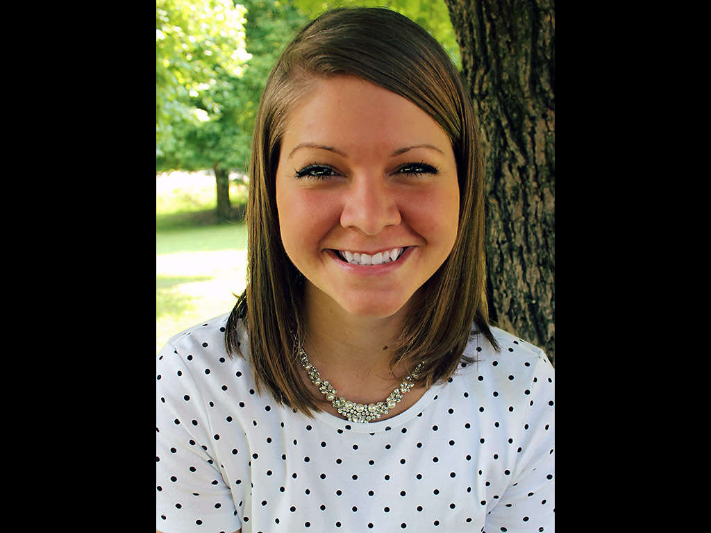 Local singer/songwriter and worship leader Lydia Walker