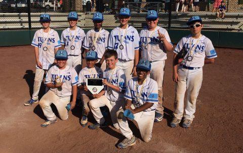 Titans from Murfreesboro win 11-A Division.