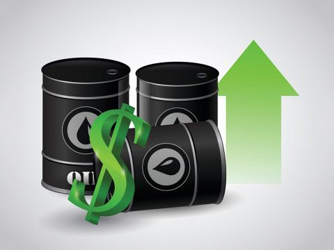 Crude oil prices hit nine month high. (AAA)