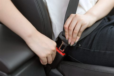 Tennessee's Seat Belt Usage Rate Reached 91.75 Percent in 2019