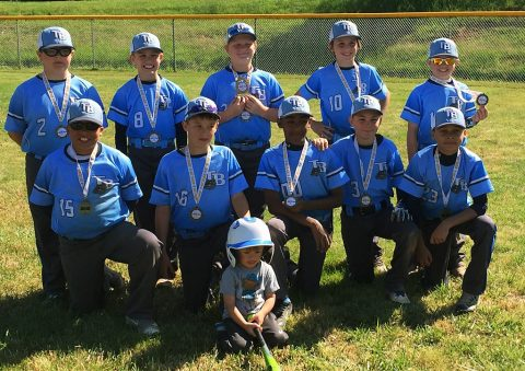 Tennessee Bulldogs - 10-Open Division tournament champions