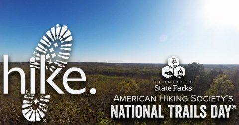 Tennessee State Parks to Host National Trails Day Events