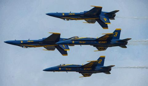 U.S. Navy Blue Angels to perform at The Great Tennessee Air Show in Smyrna