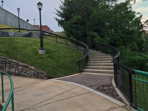 Ribbon cutting ceremony Upland Trail extension will be held on Wednesday, May 11th at 10:00am.