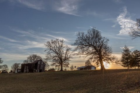 Landscape photography by local artist Carl Papenfuss