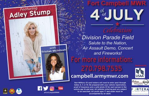 Fort Campbell Independence Day Celebration