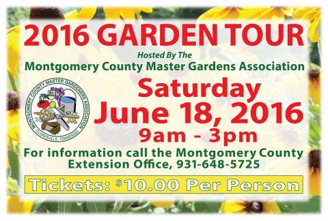 2016 Garden Tour