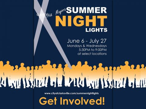 2016 Mayor's Summer Night Lights