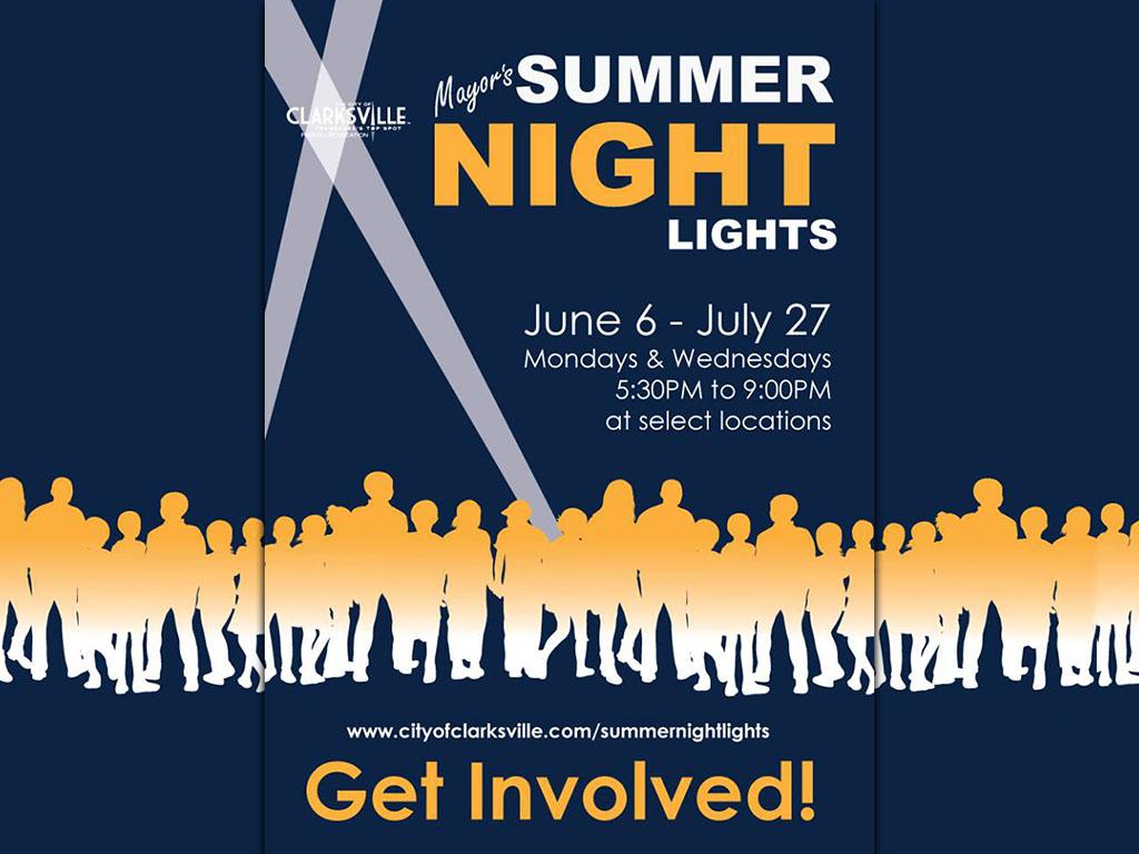 2016 Mayor's Summer Night Lights