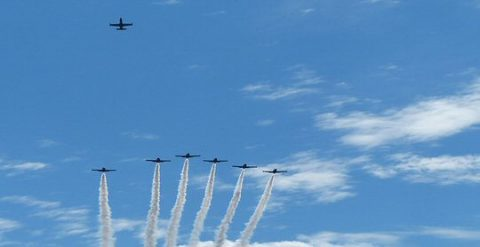 The Great Tennessee Air Show