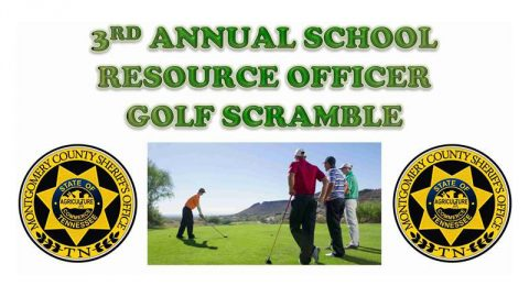 3rd annual School Resource Officer Golf Scramble