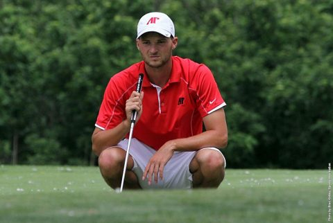 Former Austin Peay Golf Gov Marco Iten. (APSU Sports Information)