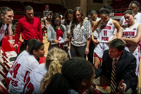 Austin Peay Lady Govs Basketball adds three during Spring Signing Period. (APSU Sports Information)