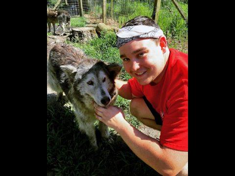 Austin Peay Students volunteer at the South Carolina Coastal Animal Rescue & Educational Sanctuary (SC-Cares)