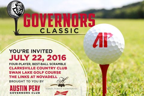 Annual APSU Governors Golf Classic