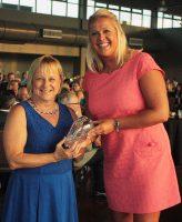 Carol Clark for Dr White - Community Commitment Award