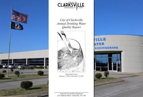 Clarksville Annual Drinking Water Quality Report