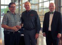 David Berggren - Boots to Suits Award
