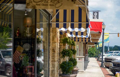 Twelve communities chosen to take part in fifth round of downtown revitalization program.