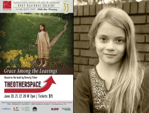 """Grace Among The Leavings"" stars Ava DoVanne as Grace."