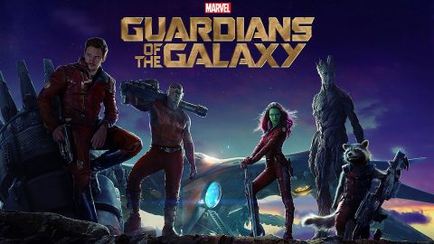 Guardians of the Galaxy will be shown this Saturday at McGregor Park.