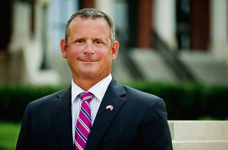 Montgomery County Mayor Jim Durrett