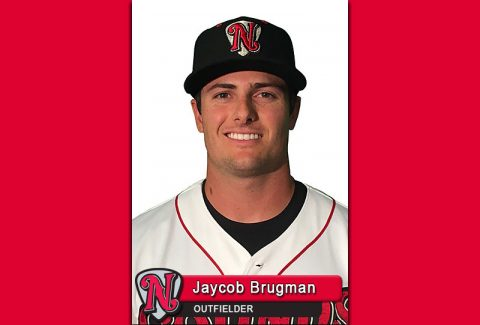 Nashville Sounds - Jaycob Brugman