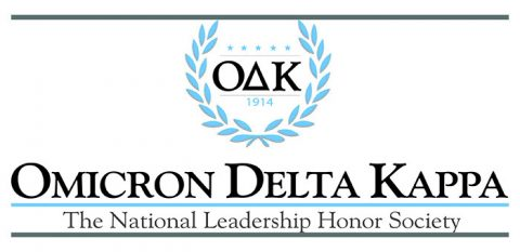 Omicron Delta Kappa (ODK) National Leadership Honor Society