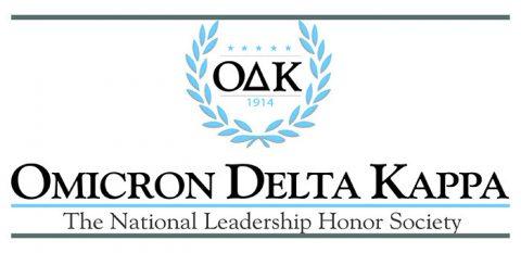 Omicron Delta Kappa (ODK) National Leadership Honor Society