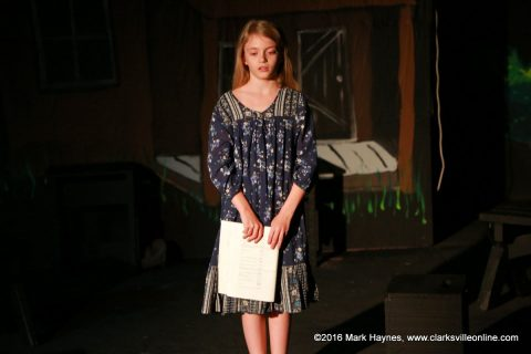 "Ava DoVanne playing Grace Meadows in ""Grace Among The Leavings"""