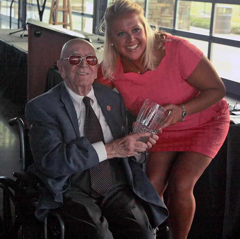Ted Crozier Sr. Lifetime Achievement Award
