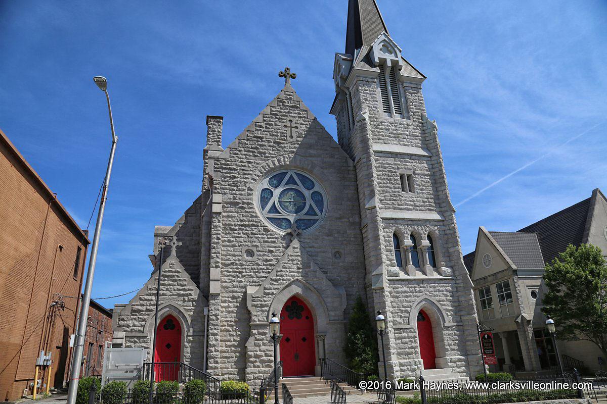 Trinity Episcopal Parish in Clarksville