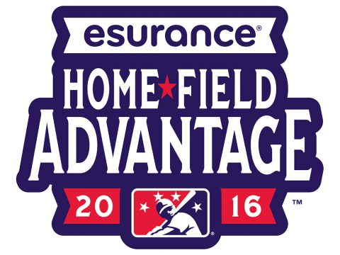 2016 Esurance Home Field Advantage Award