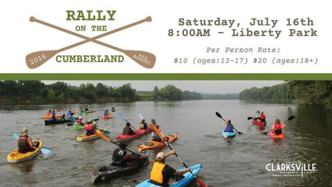 2016 Rally on the Cumberland