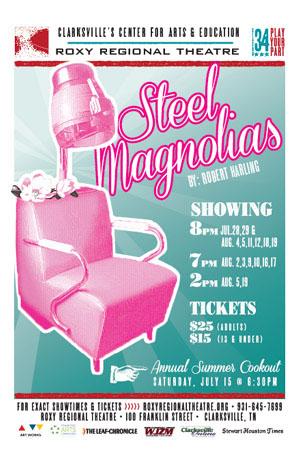 2016 Steel Magnolias