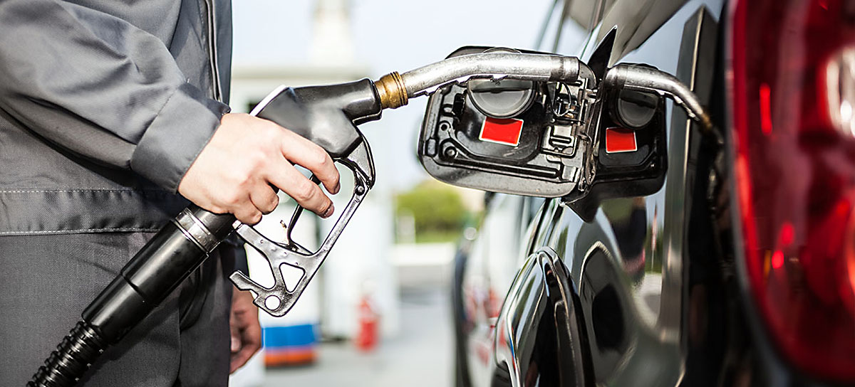 Price at the pump continues to fall.