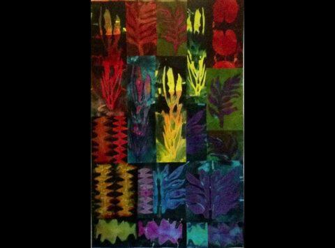 Carol LeBaron - Bright Garden