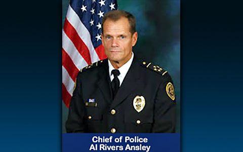 Clarksville Police Chief Al Ansley