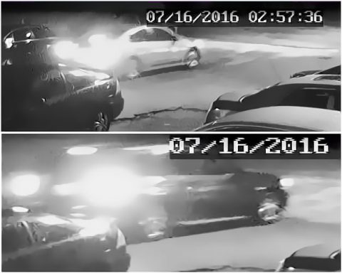 These vehicles and the persons associated with these vehicles are persons of interest in this investigation.