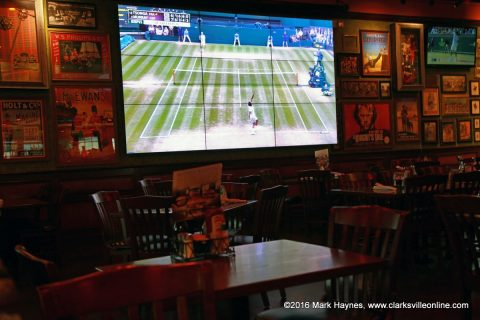 "170″ LED Tilted Kilt ""Viewing Wall"""