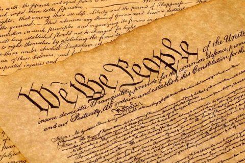 Constitution of United States of America