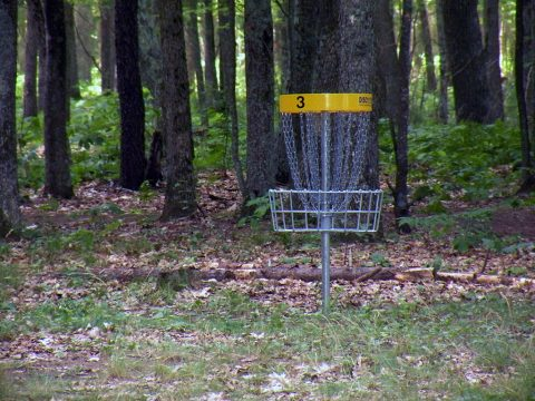 Disc Golf Warrior Challenge at Fort Campbell