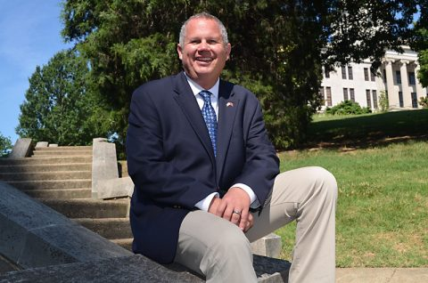 Dr. Stephen Loyd named Medical Director for Tennessee Department of Mental Health and Substance Abuse.